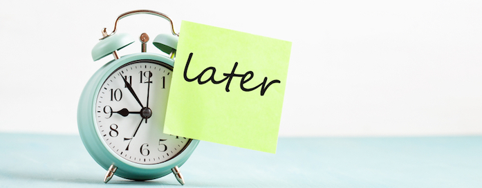 Need Extra Time? Eliminate These Time Wasters | hubTGI